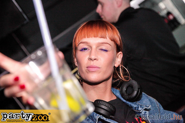 2017.04.08. - Club Vertigo (Győr) - Girl Power